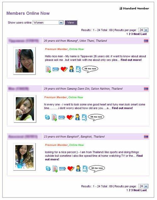 chat online thailand