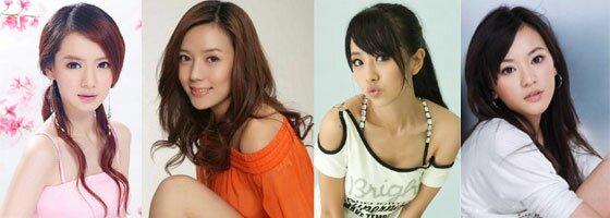 chinese-ladies-pretty