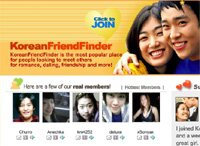 korean friendfinder